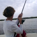 The Carolina Lady Anglers are currently preparing for this year's Fishing for the Cure.