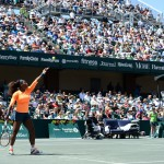 Family Circle Cup brings top names in women's tennis to town.