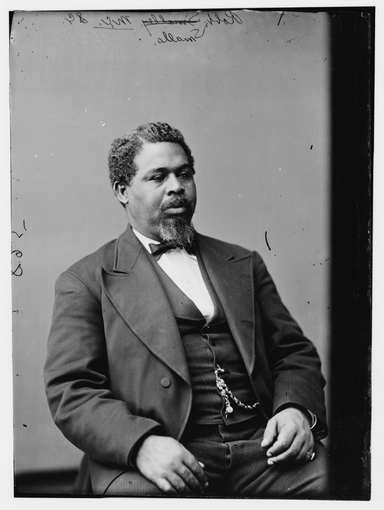Robert Smalls between 1870 and 1880s (Library of Congress)