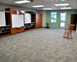 Another view inside a classroom. (Photo by Barb Bergwerf)