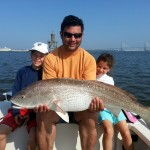 Little can make a fly fisherman happier than seeing redfish tails flapping away as they root around for food.