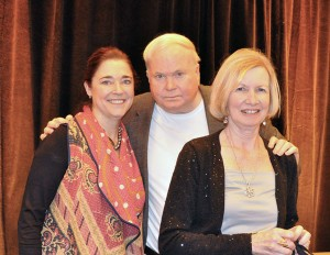 Mary Alice Monroe, Pat Conroy and Cassandra King attended the 9th Annual Wild Dune's Author's Event earlier this month.