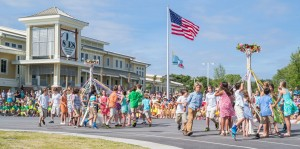 """""""All future mayors of Sullivan's Island will be measured for their performance against the highest standard set by Mayor Mike Perkis.""""  Jerry Kaynard"""