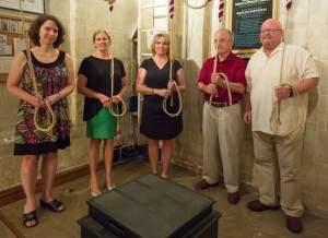 Stella Maris Bell Ringers Honor the Victims at Mother Emanuel AME Church-1004282