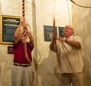 Stella Maris Bell Ringers Honor the Victims at Mother Emanuel AME Church-1004290