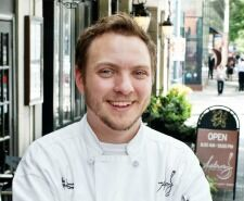 Chef Chris Coleman of Asbury.