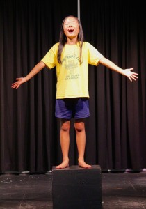 Crabpot follows up summer camps with a Hamlet workshop.