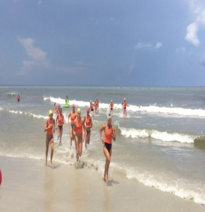 CCPRC Lifeguards made an impressive run during United States Lifesaving Association Championships.