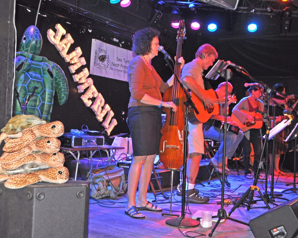 Sweetgrass will return to the Jammin' For Jammer stage.
